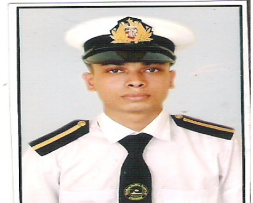 vivek pratap singh(indian navy)